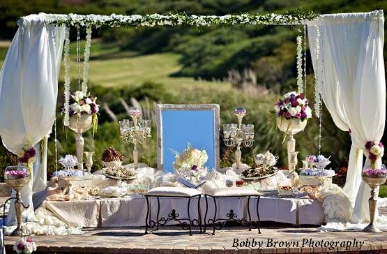 Persian wedding spread sofreh aghd persian wedding for Persian wedding ceremony table