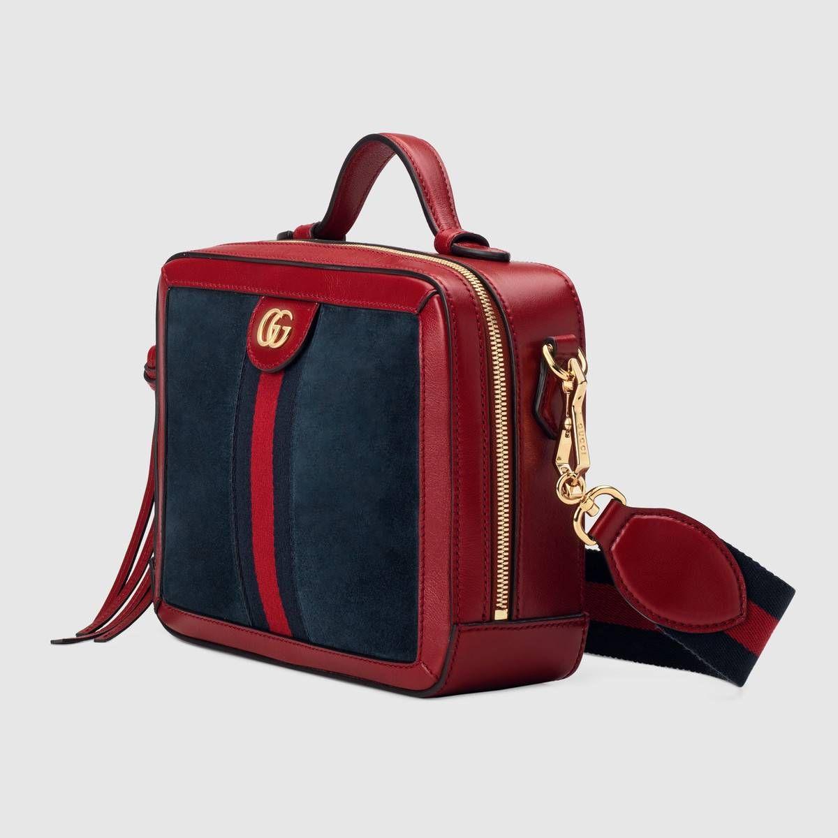 9d602a436 Compra ahora Bolso de Hombro Ophidia Pequeño de Gucci. El mundo de Ophidia  evoluciona con
