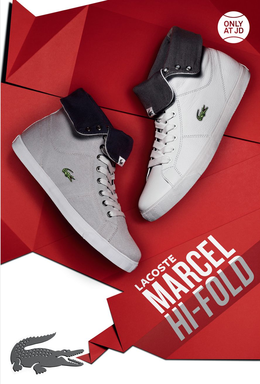 Sneakers nike, Jd sports, Lacoste