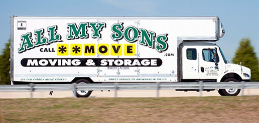 All My Sons Moving Storage With Images Moving Company