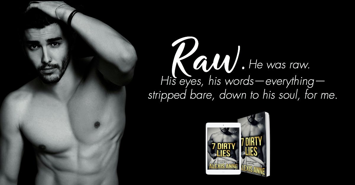 Review 7 Dirty Lies By Alexis Anne Pinterest Teaser And Books