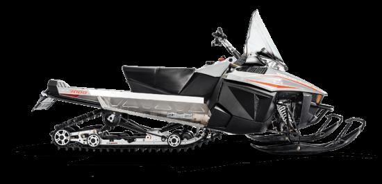 Bearcat 7000 XT Arctic, Snowmobile, Atv