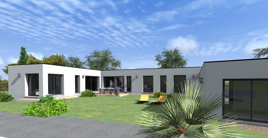 FAIRFAX 124 u2013 Les villas Modernes Plans de maison Pinterest