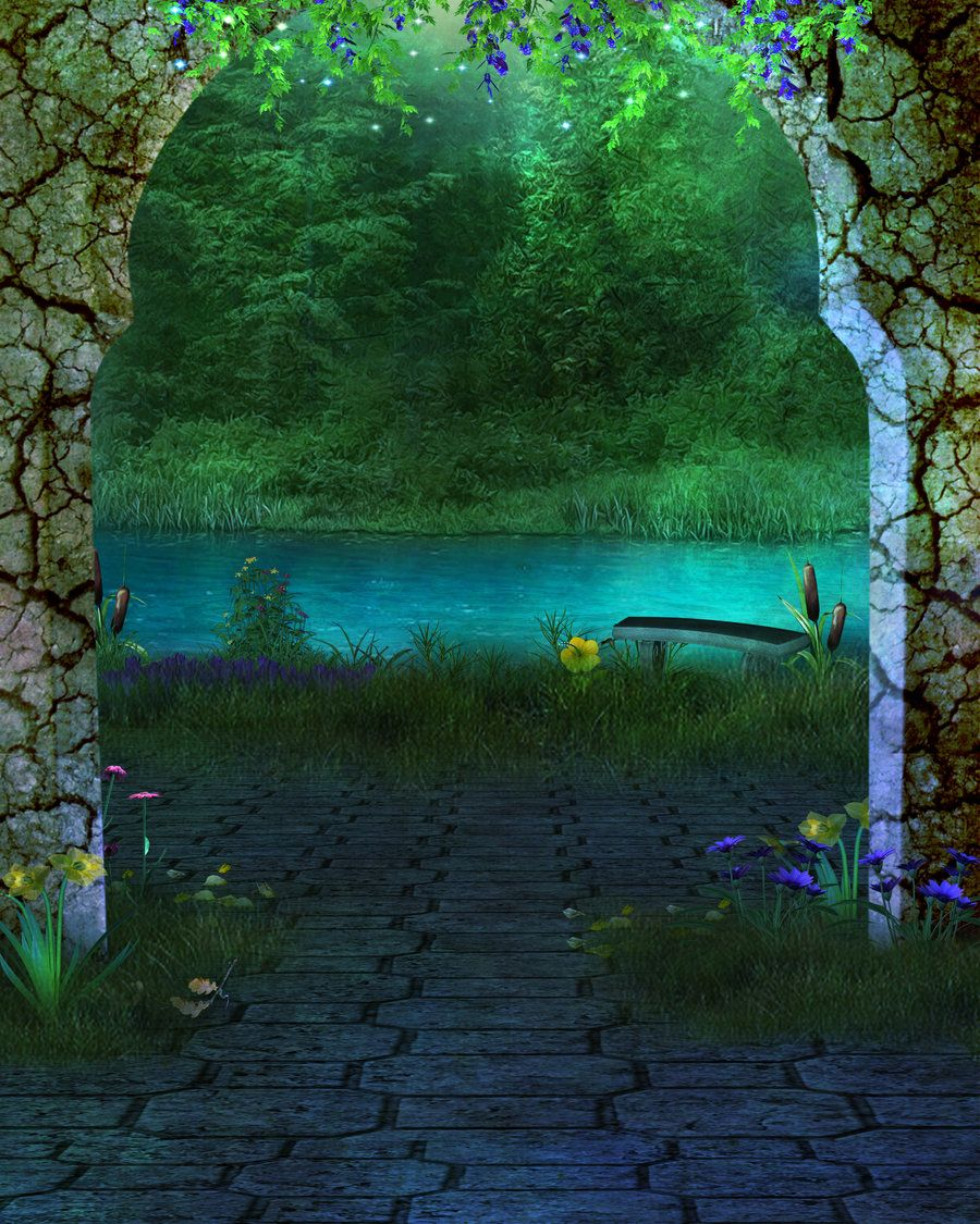 BY THE LAKE BG STOCK By ~Moonglowlilly On DeviantART
