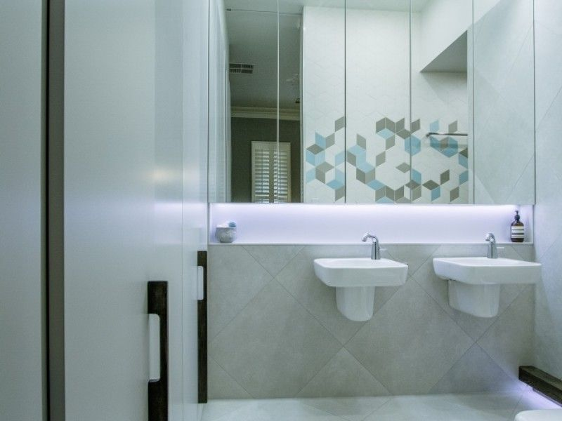 Explore tile bathrooms space and more