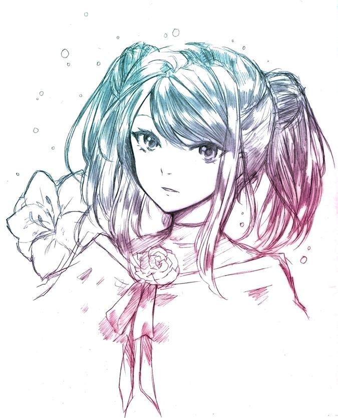 Pin By Danielle Wyatt On Pretty Anime Style Pics Anime Drawings Anime Art Anime Sketch