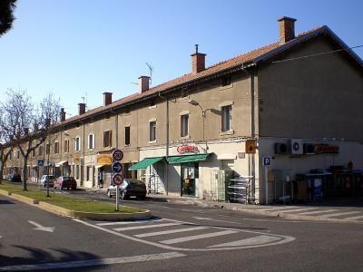 Rue et batiments typiques de salin de giraud guide du - Office du tourisme salin de giraud ...
