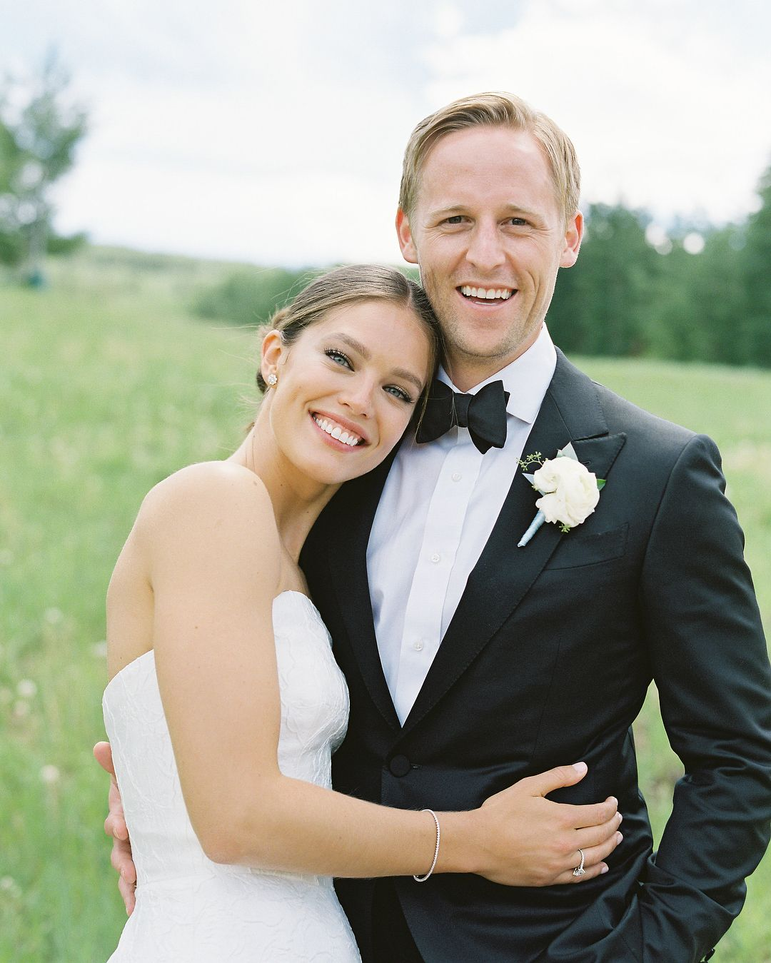 Emily didonato just married kyle peterson in colorado brides