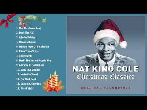 Nat King Cole Christmas Album - The Magic of Christmas - YouTube   Xmas music, Nat king cole ...