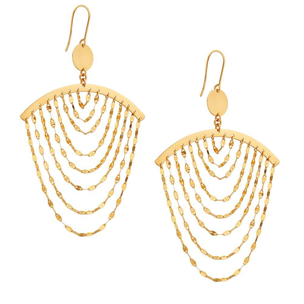 Visit Bay Hill Jewelers Www Bayhilljewelers Com Lana Jewelry Gold Earrings Medium Cascade Earrings Earrings Lana Jewelry Gold Jewelry Earrings