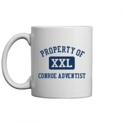 Conroe Adventist Junior Academy - Conroe, TX | Mugs & Accessories Start at $14.97