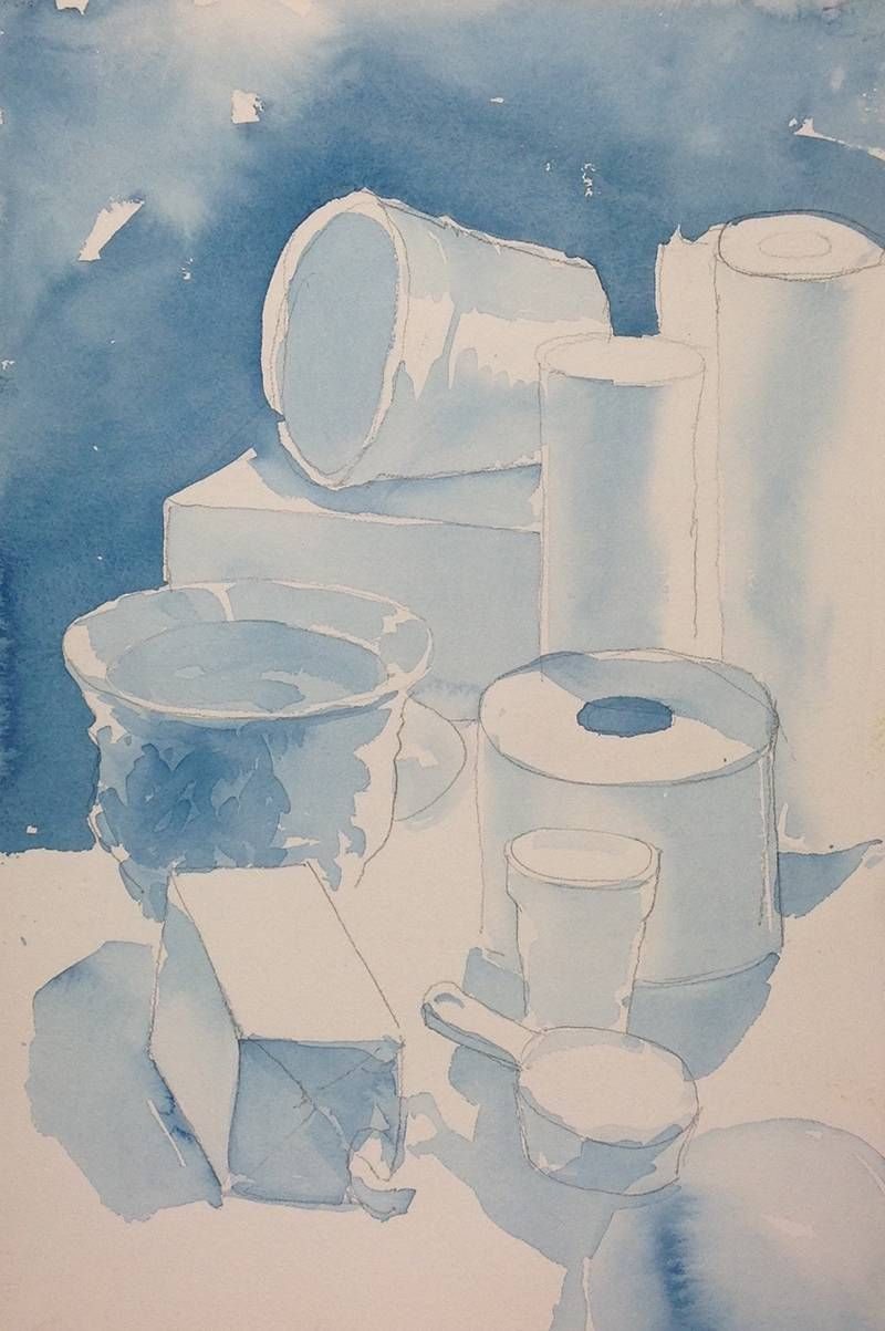 Painting Of The Week Essentials Beginning Watercolor Painting