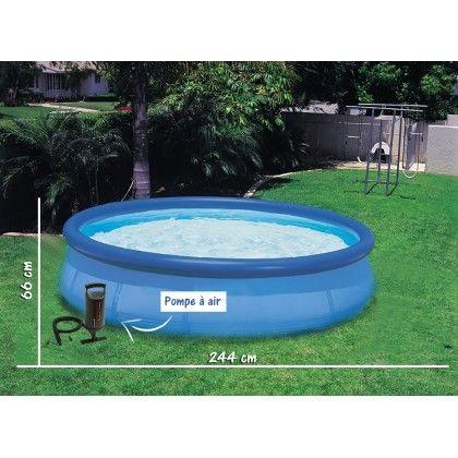 Pack piscines gonflables accessoires formule piscine - Pastille chlore piscine gonflable ...