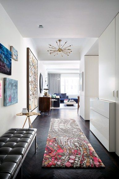 Tour A Redesigned Prewar New York Apartment Decor Pinterest