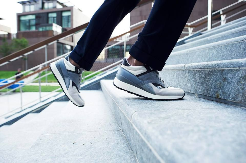 the new Z Zegna SS15 Techmerino #sneakers