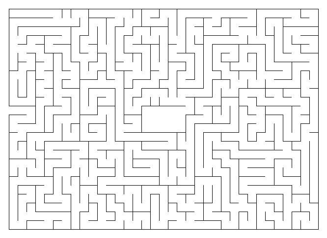 Sekoff labyrinth photos color image make see mazes start of are ...