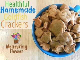 healthfulhomemadegoldfishcrackers by TJ | MeasuringFlower.com, via Flickr