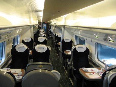 Virgin Trains Train Travel Train Rail Car