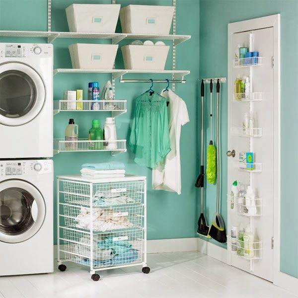 60 amazingly inspiring small laundry room design ideas - Cuarto lavadero pequeno ...