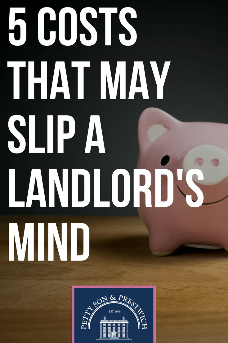 5 Costs That May Slip A Landlords Mind Being A Landlord Rental Property Management Real Estate Investing Rental Property