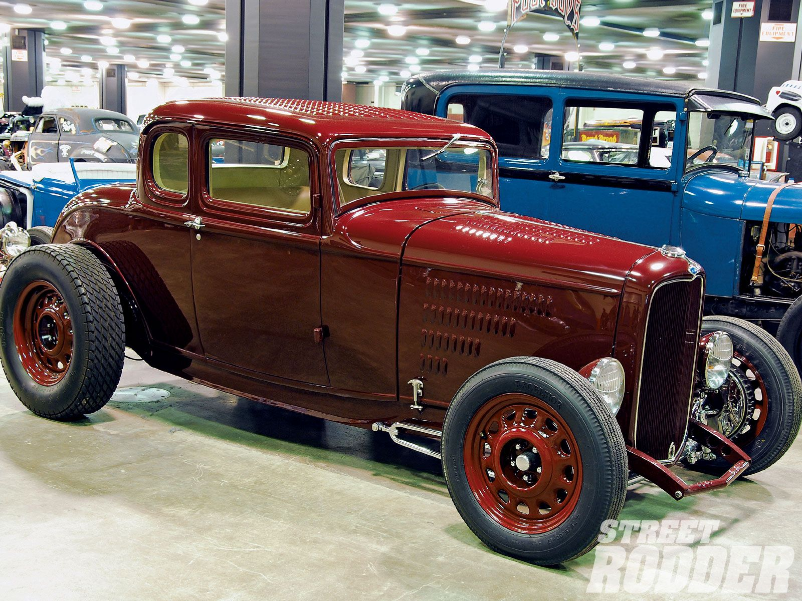 model a ford 1931 ford model a coupe five window gotta. Black Bedroom Furniture Sets. Home Design Ideas