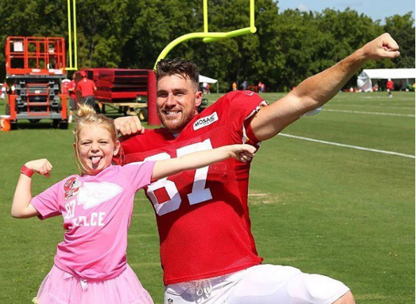 Travis Kelce New Show Catching Kelce Girls Get 60 Seconds To