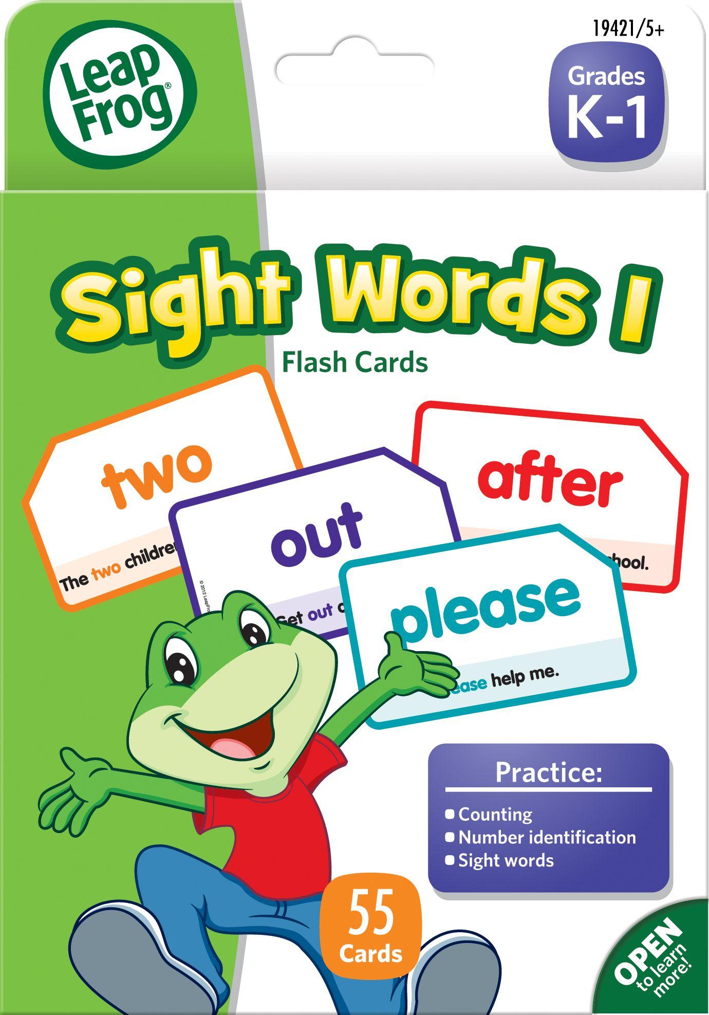 Worksheet Sight Word Cards sight words 1 flash cards roseart jbs licensing work pinterest