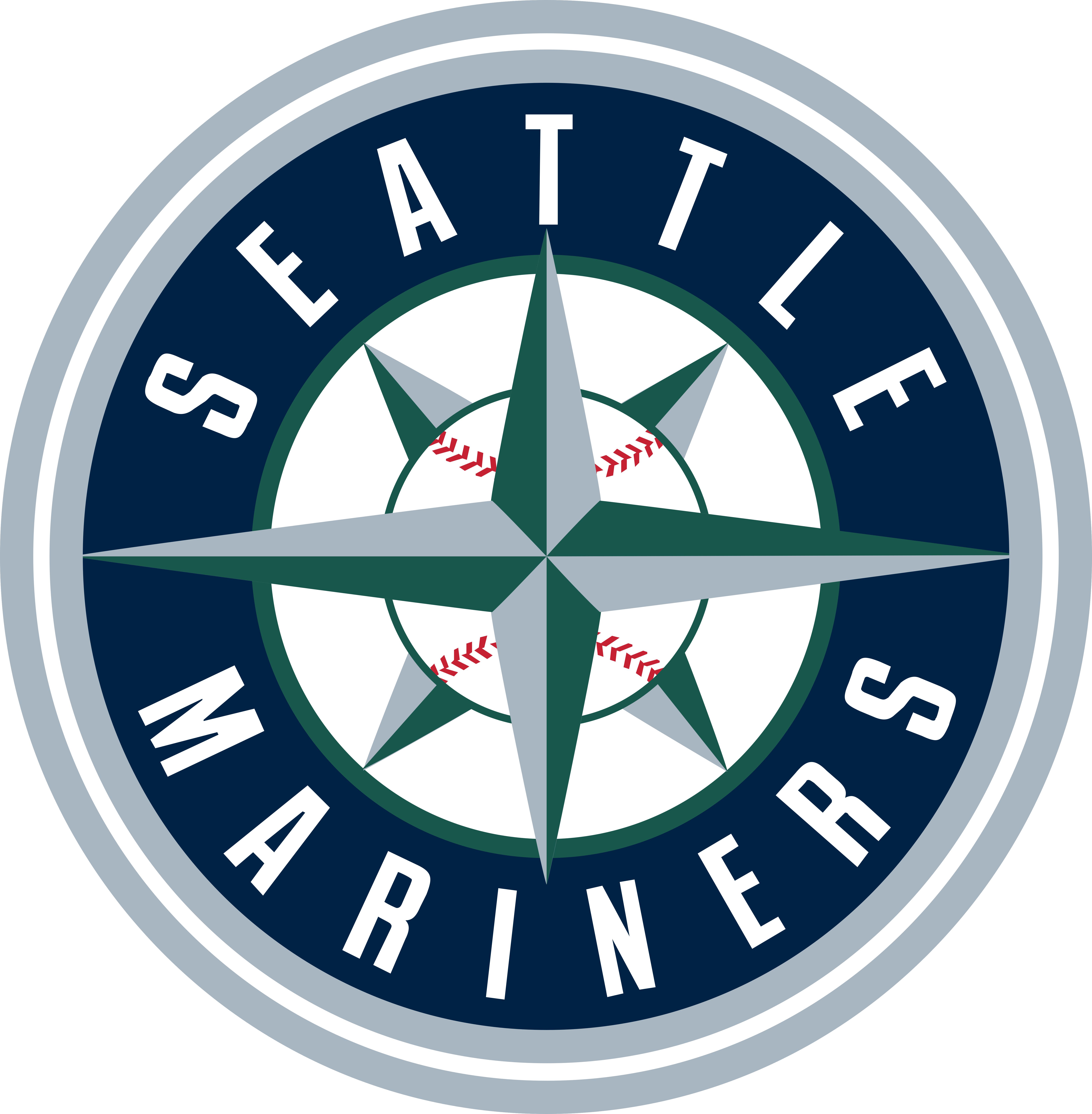 Seattle Mariners Mariners Logo Seattle Mariners Logo Seattle Mariners