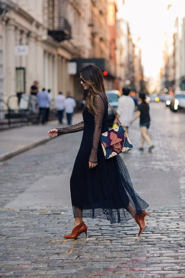 Transitional Layering with Chloé