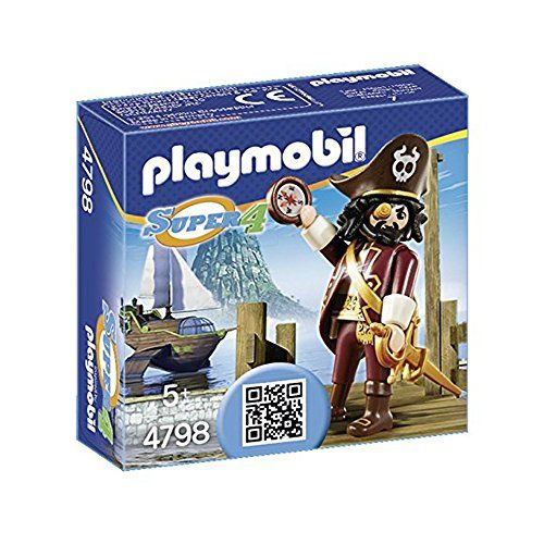 PLAYMOBIL SPECIAL PLUS FIGURE SET #5295 MAGICIAN WITH GENIE /& BOTTLE