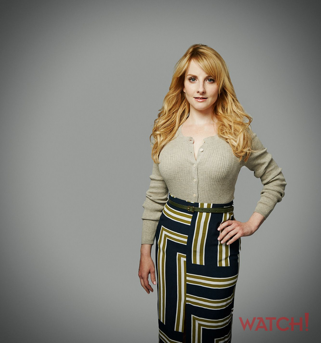 Who was melissa rauch body double