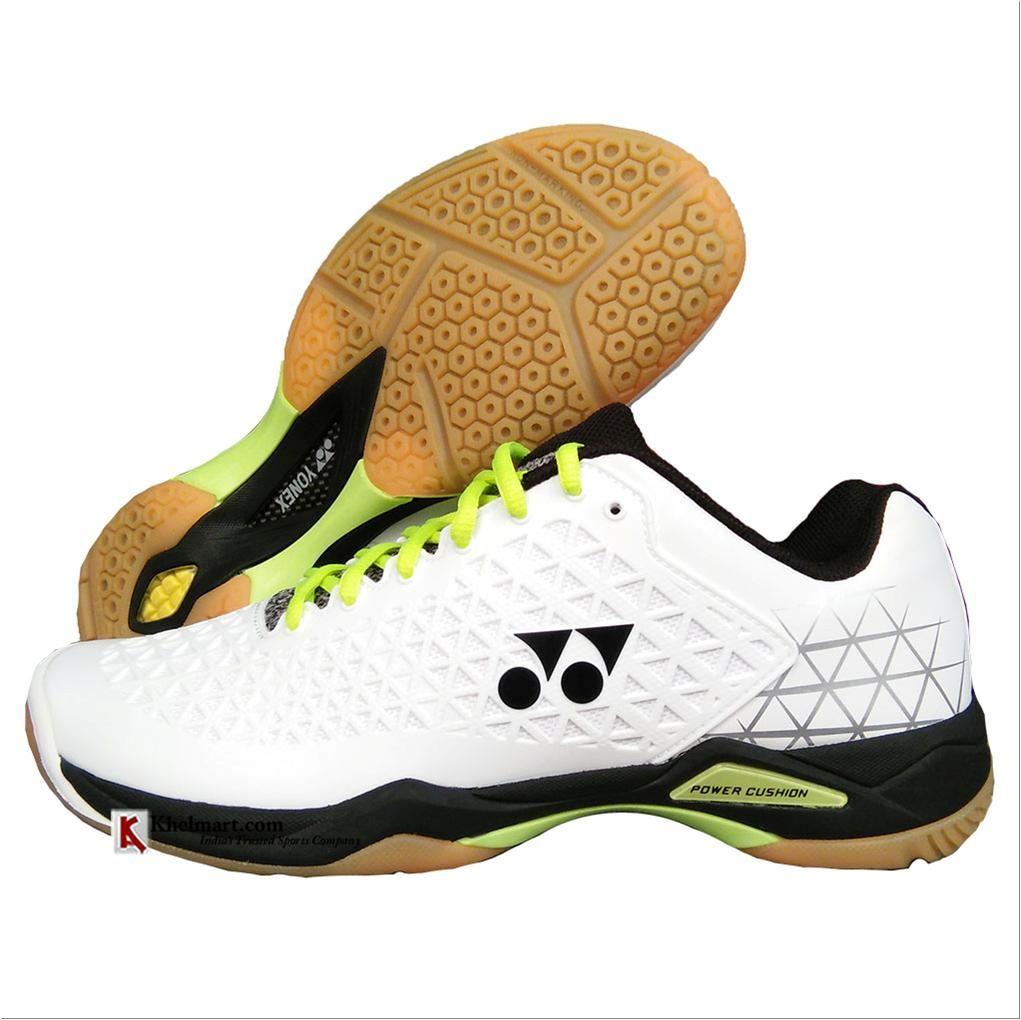 Yonex Power Cushion ECLIPSION X White//Black Badminton Shoes