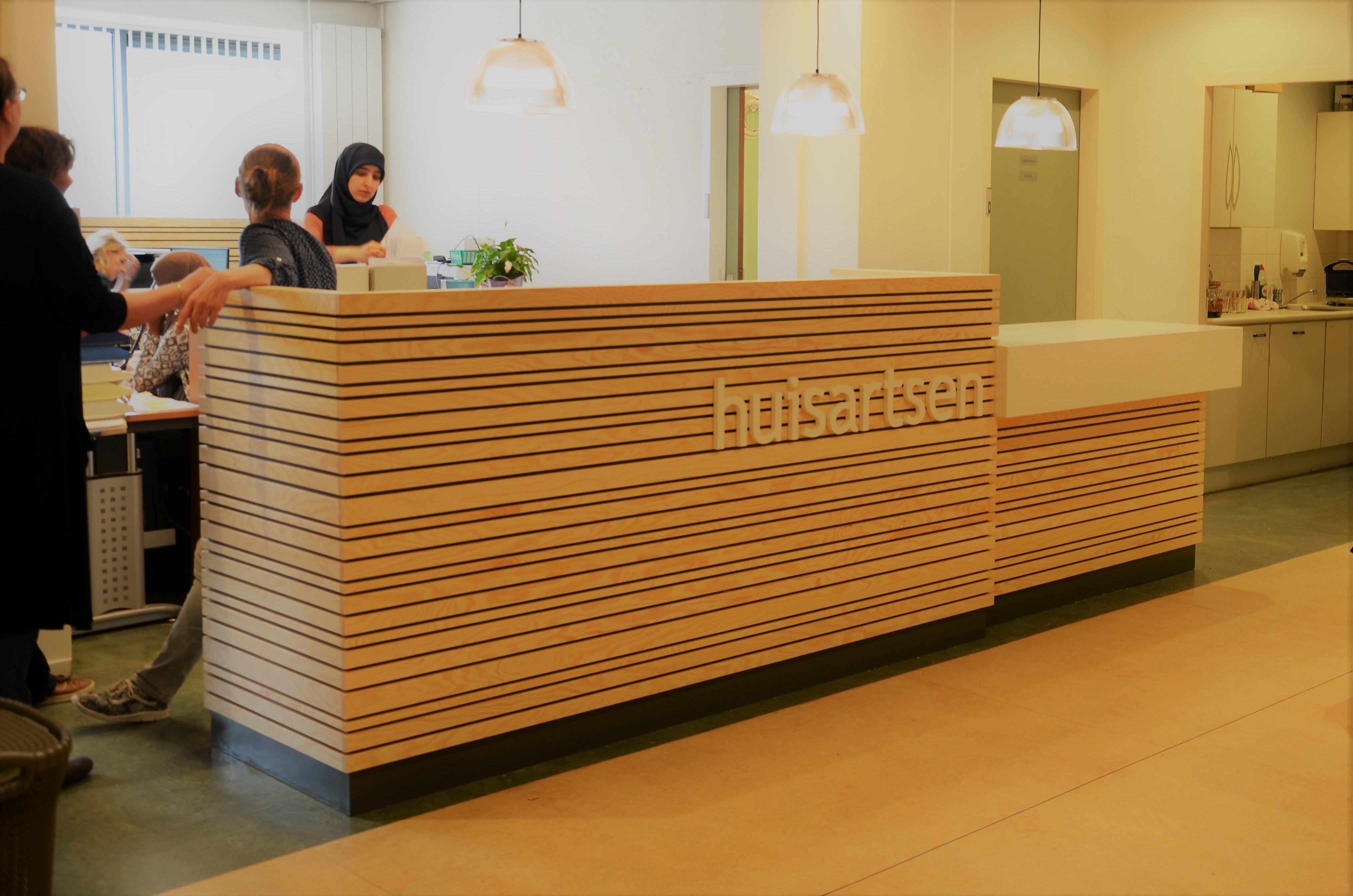 Houten Bureau Kantoor : Gratis verzending houten bureau opberglade puin cosmetische