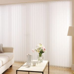 Better Homes And Gardens 2 Faux Wood Windows Blinds Oak With Size 2000 X  2000 Long Length Window Blinds   Vertical Blinds Are Able To Effect An  Affordable