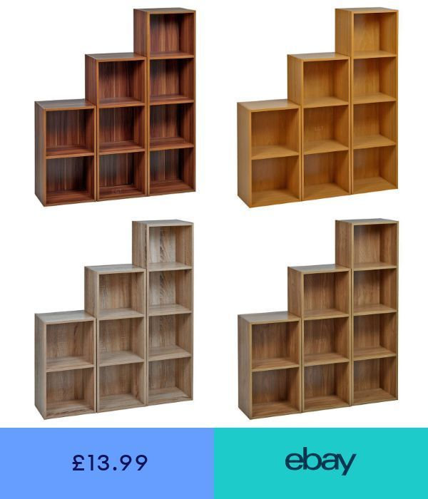 Stylish Understairs Study: Bookcases Shelving & Storage Home Furniture & DIY #ebay