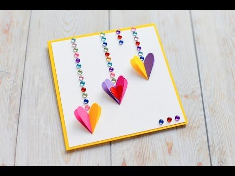 How to make valentines day greeting card easy cute step by step how to make valentines day greeting card easy cute step by step kartka m4hsunfo