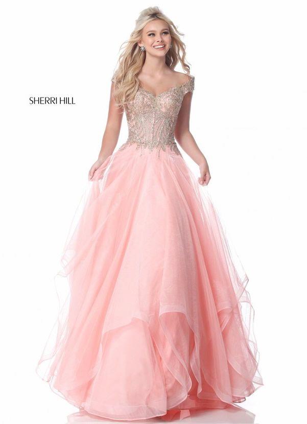 Vestidos modernos para quinceañeras 2017 Sherri Hill | Modelos de ...