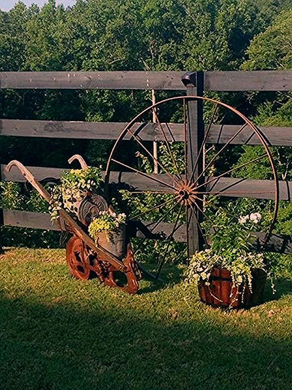 Photo of What kind of original DIY decorations we can make this summer in the garden