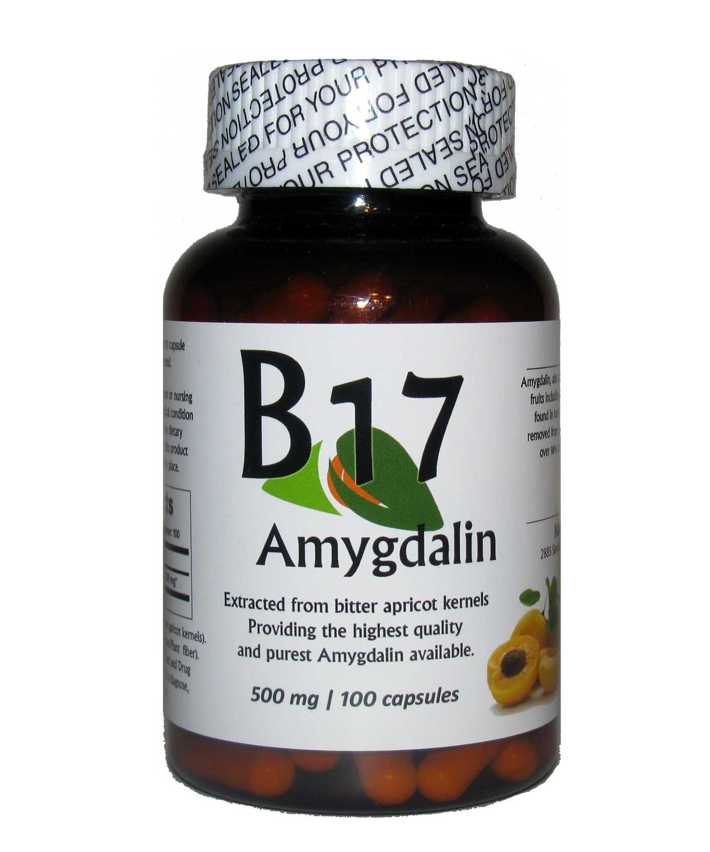 Amygdalin is highly toxic, however, this is also true of the chemo treatments for cancer currently.