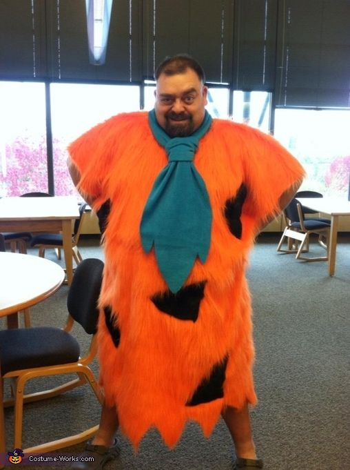 Fred Flinstone - Halloween Costume Contest at Costume-Works - mens halloween costume ideas 2013