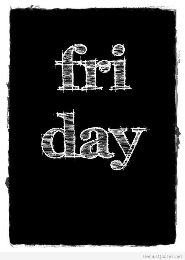 Friday HD Wallpaper Day