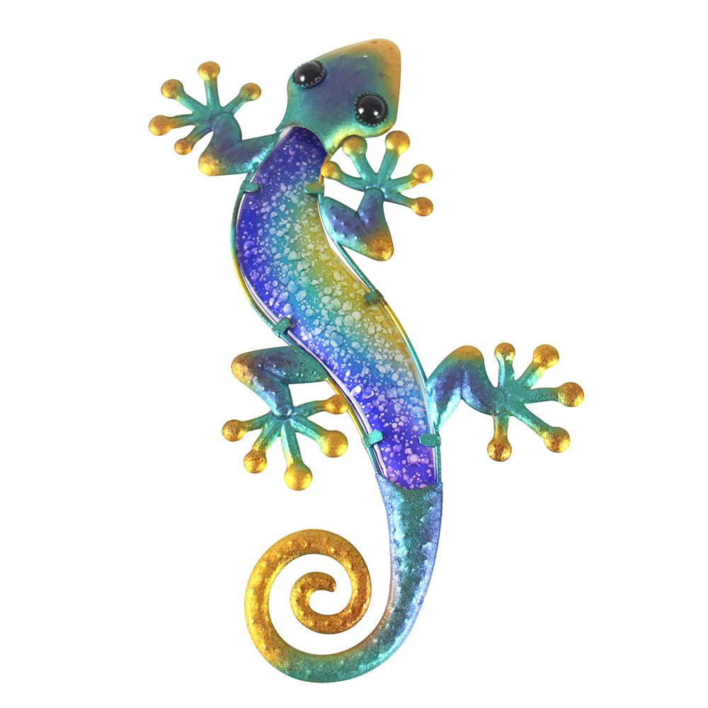 Lizard Wall Decor Dragonfly Metal Wall Art Metal Gecko Wall Art