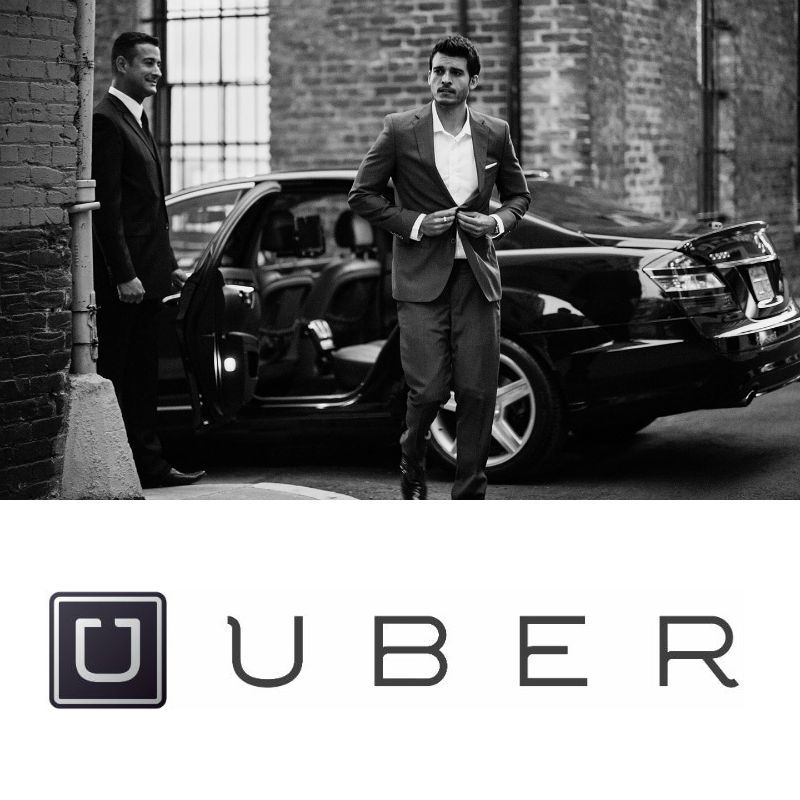 Uber Is In Seattle The Uber App Connects You With A Driver At The