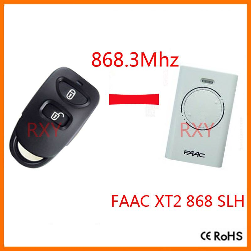 Free Shipping Copy Faac Xt2 868 Slh Remote For Garage Door Home