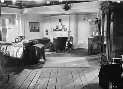 Gull Cottage In The Movie The Ghost And Mrs Muir Mansion Interior Unusual Homes Celebrity Houses