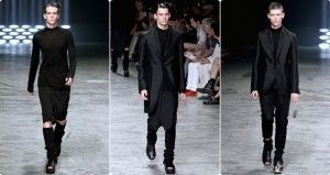 Instead of funky patterns shades for this #summer,some men still choose to go back to #basics; #black.