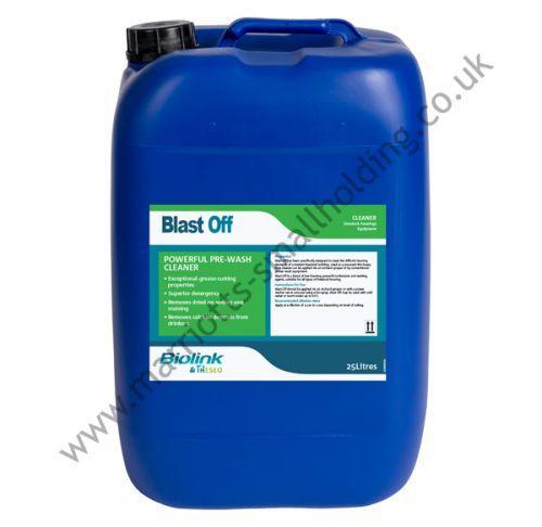 BioLink Blast Off Powerful Pre-Wash Cleaner 25ltr - £55.00 ex. VAT