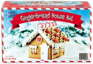 My Gingerbread House Kit 12/12/15