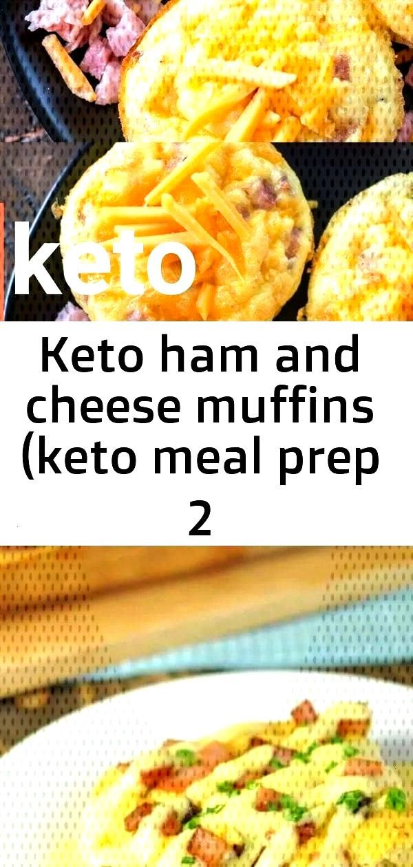 Keto Ham and Cheese Muffins (keto meal prep)        Try these Keto Ham Egg and Cheese Muffins for t