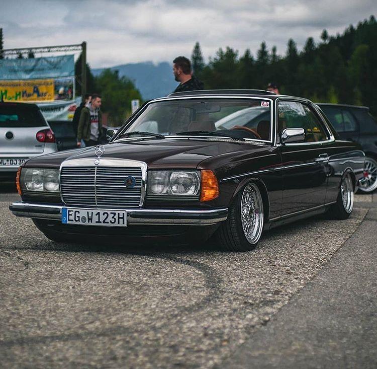 C123 Coupe Classic Benz C123 Beautiful Car